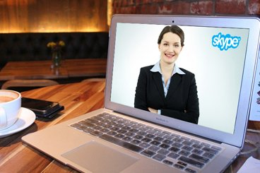 Polish courses via Skype